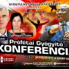 Dr. TONY POKU apostol, próféta PRÓFÉTAI ÉS GYÓGYÍTÓ KONFERENCIÁT FOG TARTANI MAGYARORSZÁGON